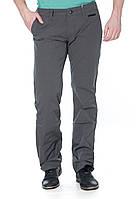 Джинсы Franco Benussi FB 3691-3208 в полоску темно-серые