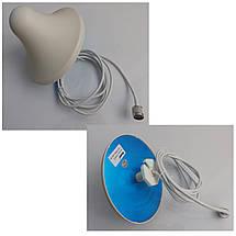 GSM репитер усилитель мобильной сотовой связи 900 Мгц Lintratek KW20L-GSM +Подарок +Скидка, фото 3