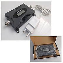 GSM усилитель мобильного сигнала репитер Lintratek KW16L-DCS 1800 2100 комплект Оригинал +Подарок +Скидка, фото 2