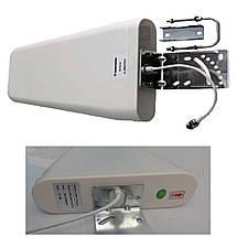 GSM усилитель сигнала репитер Lintratek KW20L-DCS 1800 комплект Оригинал +Подарок +Скидка, фото 3