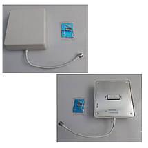 Усилитель Репитер сигнала Мобильной связи GSM, DCS 1800 МГц, 3G/4G интернета 2100 МГц +Подарок +Скидка, фото 3