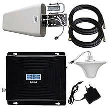 Усилитель Репитер Repeater сигнала Мобильной связи GSM 900 МГц, DCS 1800 МГц, 3G/4G интернета 2100 МГц, фото 2