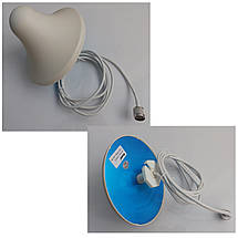 Усилитель Репитер Repeater сигнала Мобильной связи GSM 900 МГц, DCS 1800 МГц, 3G/4G интернета 2100 МГц, фото 3