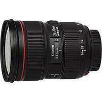 Объектив Canon EF 24-70mm f 2.8L II USM Black 5175B005AA, КОД: 1247300