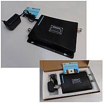 Усилитель сигнала Мобильной связи Репитер Repeater GSM 900 МГц, DCS 1800 МГц, 4g / 4G интернета 1800 МГц, фото 2