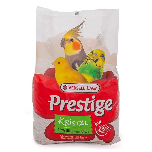 Песок из морских раковин для птиц Versele-Laga Prestige Kristal 5 кг