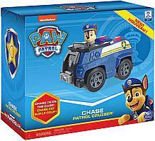 Paw Patrol Гонщик Чейз з машинкою