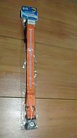 Baki Pet Led Flashing COLLAR светящийся ошейник для собак. Оранжевый. Размер М, фото 1