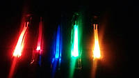 Baki Pet Led Flashing COLLAR светящийся ошейник для собак. Синий. Размер М 61х2,5 см., фото 1