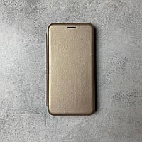 "Чохол-книжка ""PREMIUM EDGE"" для Samsung J5 2016 (J510) Gold"