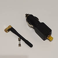 Глушилка GPS сигналов от прикуривателя GP-50Pro_Ua адаптирована под Украинские частоты