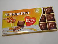 Шоколад Schogetten In Love With Yoghurt & Honey 100 г