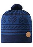 Демисезонная шапка-бини для мальчика Reima Leimu 538073-6981. Размеры 48/50 и 56/58., фото 2