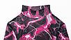 Женский боди Nibber Ererra с длинными рукавами, эластичный, модный, базовый, сетчатый многоцветный, фото 7