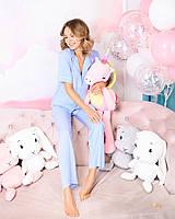 Женская котоновая пижама