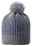 Зимняя шапка-бини для мальчика Reima Bulo 538076-6500. Размеры 48/50, 52/54 и 56/58., фото 3
