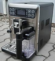 Кофемашина кофеварка Саеко Saeco Exprelia Evo HD8855/09 б/у