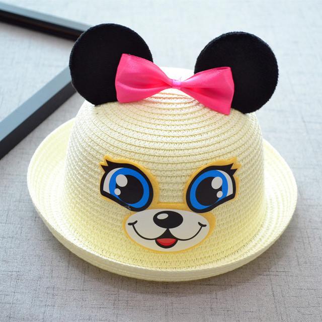 Детская летняя шляпа