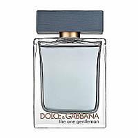Dolce&Gabbana The One Gentleman Туалетная вода 100 ml (Дольче Габана Зе Ван Джентельмен)