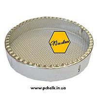 Колпачок круглый 100 мм (металлический)