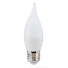 Светодиодная Лампа 4.2W Е27 Свеча на ветру 6500K Lemanso LM701