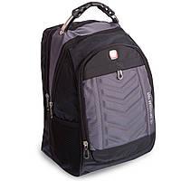 Рюкзак городской SwissGear 20л (PL, 17x28x39см, USB) PZ-030