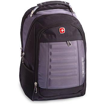 Рюкзак городской SwissGear 20л (PL, 17x28x39см, USB) PZ-031