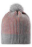 Зимняя шапка-бини для девочки Reima Bulo 538076-3220. Размеры 48/50, 52/54 и 56/58., фото 3