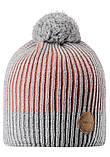 Зимняя шапка-бини для девочки Reima Bulo 538076-3220. Размеры 48/50, 52/54 и 56/58., фото 2