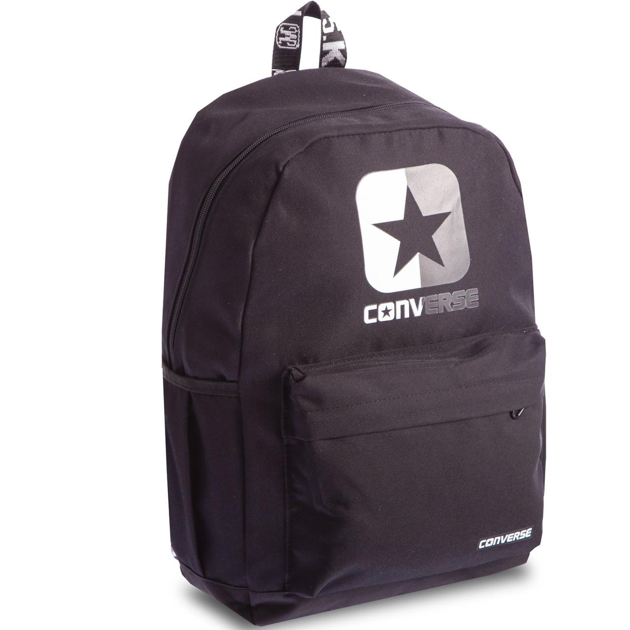 Рюкзак городской CONVERSE (PL, 44x31x15см) Черный PZ-204_1