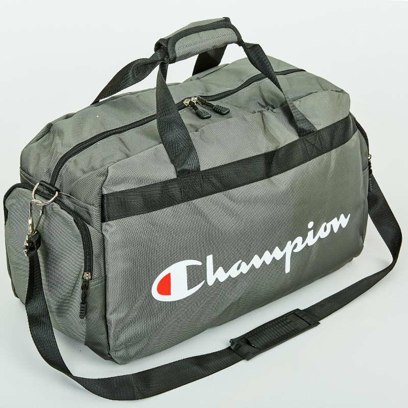 Сумка для спортзала Champion (полиэстер, 58x34x25см) Серый PZ-GA-809_1