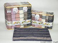 Набор махровых полотенец Cestepe (50х90 см) 6 шт.