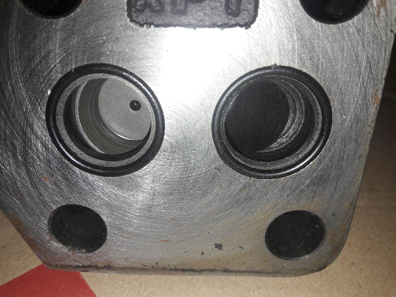 Плита для предохранительных клапанов DB/DBW30 (МКПВ-32)