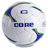 Мяч футбольный №5 PU SHINY CORE FIGHTER CR-028