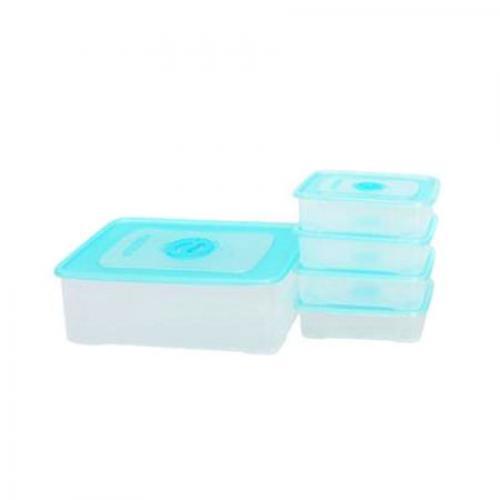 Судочки пластик прям 5шт/наб EP-12010С (48уп)