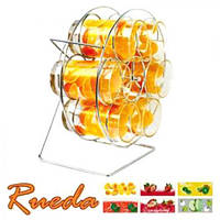 "Набор стаканов ""Rueda"" 6шт/наб 250мл MS-0270 (12наб)"