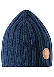 Зимняя шапка-бини для мальчика Reima Tuuhea 538079-6980. Размеры 48/50, 52/54 и 56/58., фото 2