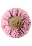 Зимняя шапка-бини для девочки Reima Knitt 538082-4100. Размеры 48/50, 52/54 и 56/58., фото 3