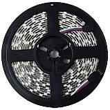Светодиодная лента 12В 5050(60LED/м) IP65 RGB, фото 2