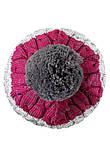 Зимняя шапка-бини для девочки Reima Spinn 538083-4651. Размеры 48/50, 52/54 и 56/58., фото 4