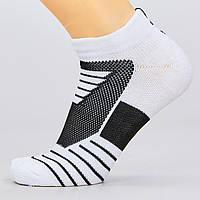 Носки спортивные для баскетбола (нейлон, хлопок, 40-45) PZ-DML7001