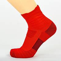 Носки спортивные для баскетбола (нейлон, хлопок, 40-45) PZ-JCB3306