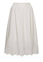 Отзывы (5 шт) о Faberlic Удлиненная юбка цвет белый размер 40 42 44 46 48 50 52 54 56 Дыхание лета 088W3304 арт 199054