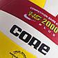 Мяч волейбольный PU CORE HYBRID (PU, №5, 3 слоя, сшит машинным способом), фото 3