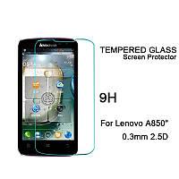 Защитное стекло TG Premium Tempered Glass 0.26mm (2.5D) для Lenovo A850