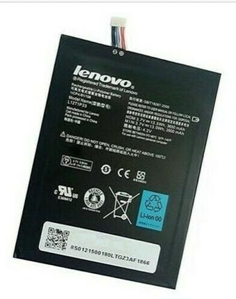 Батарея (Аккумулятор) для планшета Lenovo IdeaTab A3000L12D1P31(3650 mAh), фото 2
