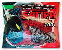 Багира брикеты от крыс и мышей 100 г оригинал