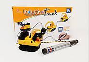 Индуктивная машинка ездит по линии Экскаватор Inductive Car, фото 5