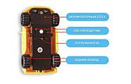 Индуктивная машинка ездит по линии Экскаватор Inductive Car, фото 6