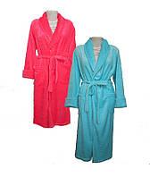 Халат женский теплый длинный,женская одежда от производителя,интернет магазин,комсомольский трикотаж,вельсофт